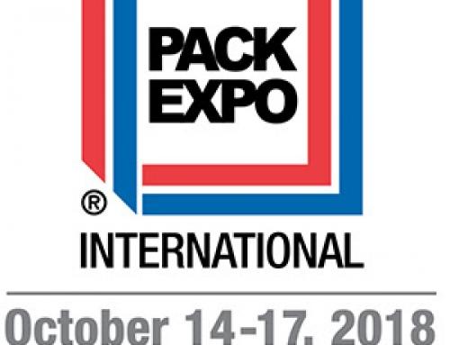 PACK EXPO 2018 – 14/17 ottobre 2018 – Chicago