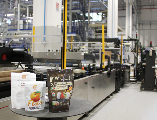 New Erreplast holds the footstep to the innovation in the world of the packaging