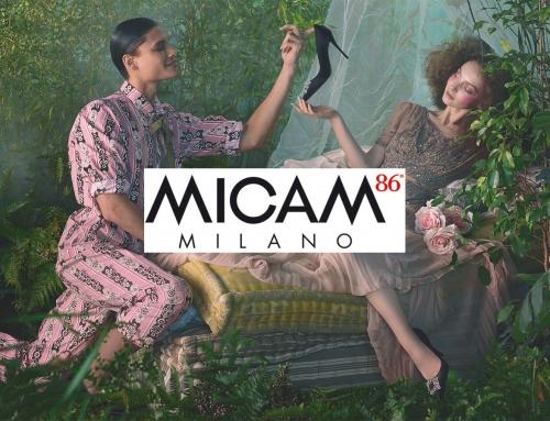 Nuova Erreplast srl at Micam Milano 2019