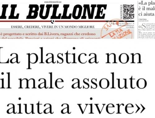 """«La plastica aiuta a vivere». """"IL BULLONE"""" Intervista Plasticfinder"""