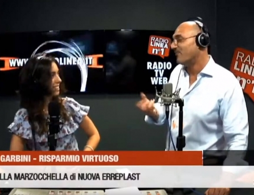 Nuova Erreplast on Radio linea numero 1