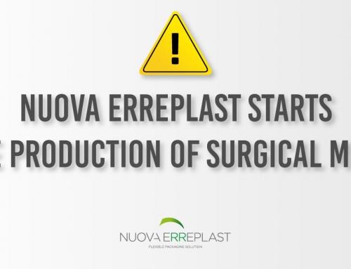 Nuova Erreplast: ready for the production of masks
