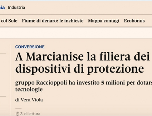 Sole24ore still talks about us in online edition.