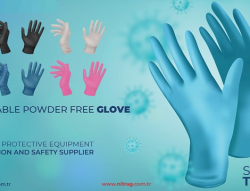 Disposable powder free Soft Touch Gloves